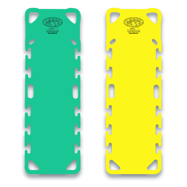 PediAirAlignXL-Teal and Yellow-35841